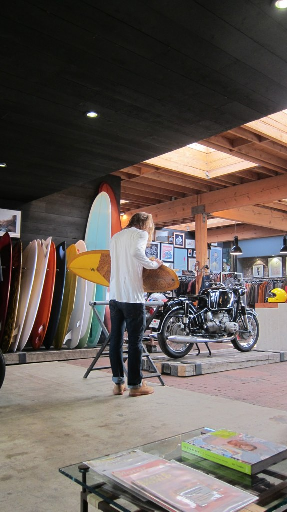 Bikes, Boards, + Handsome Coffee
