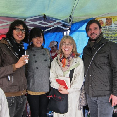 Food Tour with... The Gluster, Javier Cabral, and Paola Brise